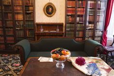 Interior at the Charles Dickens Museum Charles Dickens, Townhouse, Bookcase, Victorian, Shelves, City, Museums, Gallery, Interior
