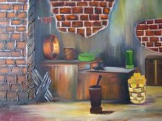 desenhos de cozinhas mineiras - Pesquisa Google