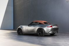 The Mazda MX-5 Spyder And Speedster Concepts Prove Roofs Are Overrated And So Are Windshields