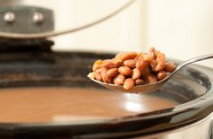 Slow Cooker Mexican Beans by msyphoto, via Flickr