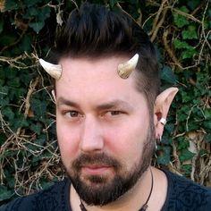 Glue-on Horns