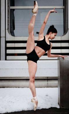 Ballerina Sherly Belliard - Staatliche Ballettschule Berlin - Photo by Dean - Pickledthoughts Photography