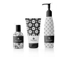 Pattern packaging DUKE & DUCHESS - christina berglund