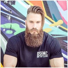 hairstyles for men with beard (17)