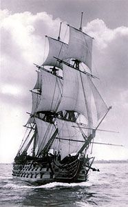 I crewed on tall ships for 7 years in my late teens - and will never loose the love of them.