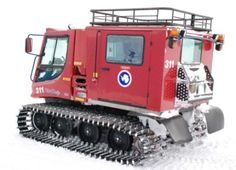 Piston Bully - Top 13 Polar Super Vehicles from Antarctic - provehicles.co.uk