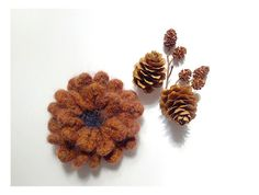 Rusty Browns by Miss Angel on Etsy