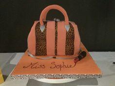 #Handbag #cake #homemade