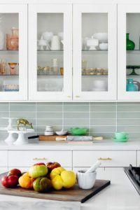 Exclusive: Tour Claire Thomas' Mod House on Stilts Kitchen Cabinet Organization, Kitchen Cupboards, Kitchen Pantry, Kitchen Backsplash, New Kitchen, Kitchen Dining, Kitchen Decor, Organization Ideas, Kitchen Ideas
