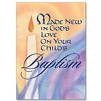 """Beautiful baptismal message inspired by Luke 18:16, """"Let the ..."""