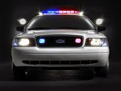 2003 Ford Crown Vic Police Interceptor P71