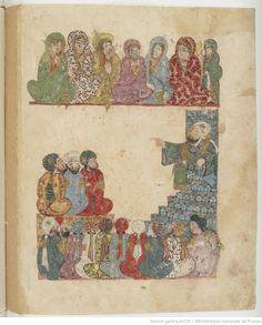 Bibliothèque nationale de France, Département des manuscrits, Arabe 5847 58v