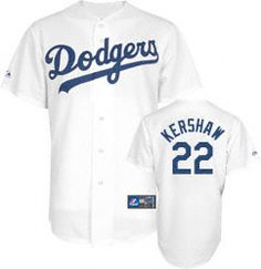 Clayton Kershaw Jersey.... For Ronnie?