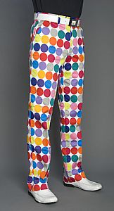 Golf apparel makes you appealing and stylish as well. If you look good, then you will play well also. Our apparel includes Men Golf Shirts, Ladies Golf Tops, Bottoms, Golf Belts and many more at discounted prices Golf Attire, Golf Outfit, Clown Pants, Golf Pants, Mad Hatters, Mens Golf, Baseball Players, Ladies Golf, Golf Shirts