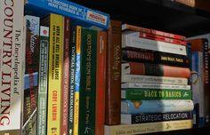 32 Must Have Prepper Books