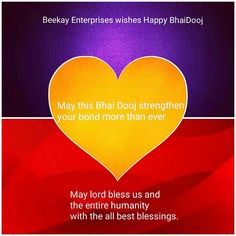 #BeekayEnterprises wishes #HappyBhaiDooj