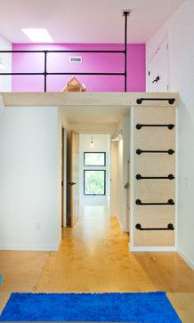 Loft Ladder Design Ideas, Pictures, Remodel, and Decor - page 7
