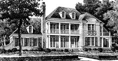 Forest Glen House Plan SL238