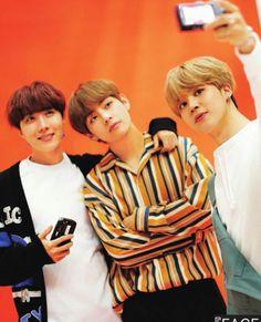 BTS || J-Hope || V || Jimin #SunshineLine