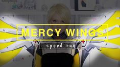 HOW TO: Overwatch Mercy Wings