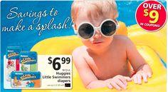 "Winn Dixie Coupon Booklet & Sales: ""Savings to Make a Splash!"" ~ 4/10 – 4/23"