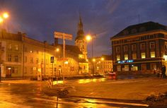 Kalisz by night - from calisia.pl
