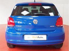 volkswagen polo life-1-2-156-ohne-anzahlung-einparkhilfe-tempoma blue - 13