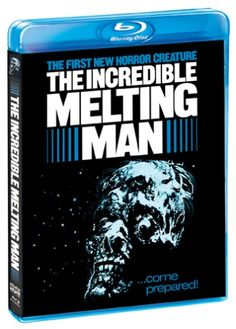 Scream Factory The Fog and The Incredible Melting Man Blu-Ray and DVD Press Release