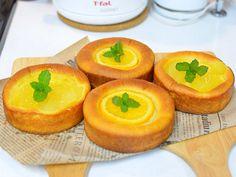 Danish pastry orange & apple