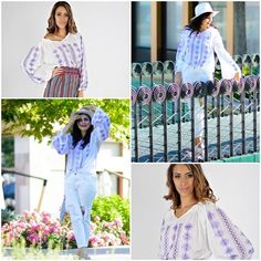 This blouse is a must have! Must Haves, Outfit Of The Day, Ruffle Blouse, Street Style, Romania, Label, Collection, Women, Products
