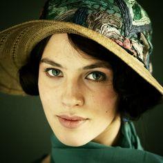 Stunning Sybil.