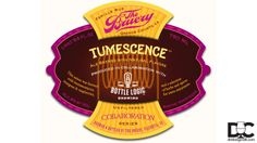 The Bruery & Bottle Logic Collaboration Tumescence Saison  #craftbeer