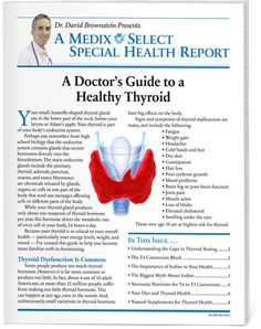 Special Report cover