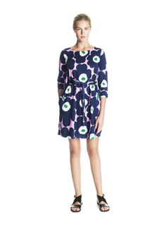 Huikea dress - Marimekko Fashion - summer 2015