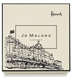 We are big fans of Jo Malone here at The Sloaney and we are also big fans of Harrods. Luxury Packaging, Beauty Packaging, Packaging Design, Luxury Branding, Japanese Packaging, Chinese Herbs, Jo Malone, Beauty Shop, Harrods