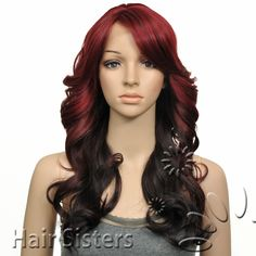 SENSATIONNEL SYNTHETIC EMPRESS NATURAL LACE FRONT EDGE WIG BEVERLY - New Colors Available