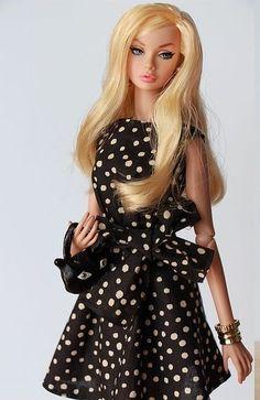 Poppy PArker black dress