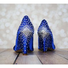 Wedding Shoes Royal Blue Wedge Wedding Shoes With Off Center Matching... ($327) ❤ liked on Polyvore featuring shoes, accessories, grey, weddings, wedding bridal shoes, peep toe wedge shoes, bride wedding shoes, grey wedding shoes and royal blue wedding shoes