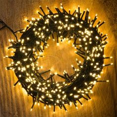 1000 Warm white LED String Lights - B&Q for all your home and garden supplies and advice on all the latest DIY trends