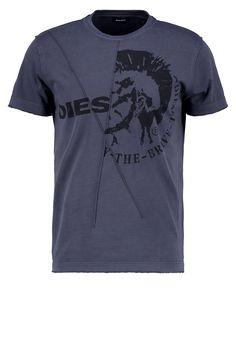 Diesel T-ULEE T-SHIRT - Print T-shirt - 81e - Zalando.co.uk