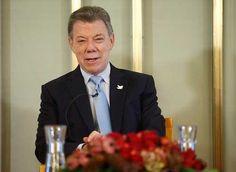 Santos desea que espíritu navideño perdure para construir la paz en Colombia