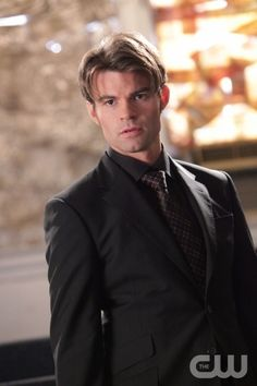 """""""Rose"""" - Daniel Gillies as Elijah in THE VAMPIRE DIARIES on The CW.  Photo: Quantrell Colbert/The CW  ©2010 The CW Network, LLC. All Rights Reserved."""