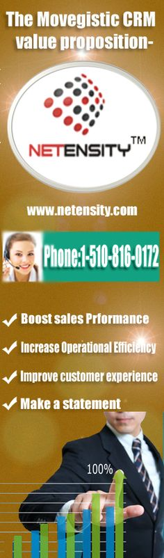 For all integrated #moving #CRM and #software solution call to Netensity Corporation at 1-510-816-0172, which give awesome and guaranteed moving software services and so much experience in this field. http://www.netensity.com/sales-force-automation/