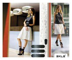 Il weekend è alle porte! Qual è il tuo stile per il fine settimana? Perchè non scegliere Eklè! #ekle #stylingtips