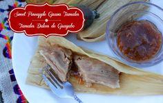 Yummy pineapple guava sweet tamales! #MasecaNosGusta