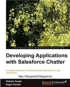 42 best salesforce ebooks free download images on pinterest free developing applications with salesforce chatter pdf free download fandeluxe Choice Image