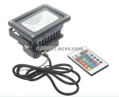 10w Remote Control Outdoor LED Floor Light (JL-TGD87-10W) - China Remote Control Led Flood Light;led remote control flood light;outdoor r...