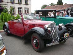 CITROËN Traction Avant 11BL cabriolet 1938