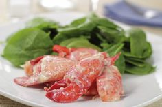 Fresh Cooked Maine Lobster Meat - Frozen 2 (1 lbs. bags)