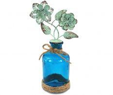 Dekorační nádoba Midnight Flower